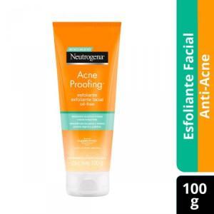 Esfoliante facial Neutrogena Acne proofing 100g   R$22