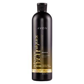 Shampoo Advance Techniques Profissional Brilho Extraordinário - 400ml | R$11