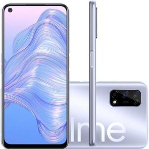 [APP] Smartphone Realme 7 5G 128GB 5G Wi-Fi Tela 6.5'' Dual Chip 8GB RAM