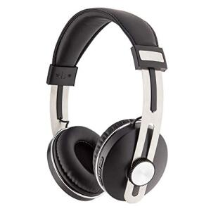 [PRIME] Fone de Ouvido Bluetooth, Geonav, Over Ear AerUrban, Preto | R$99