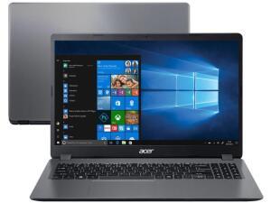 "[Cliente Ouro] Notebook Acer Aspire 3 A315-56-3090 Intel Core i3 - 8GB 256GB SSD 15,6"" Windows 10 | R$2925"