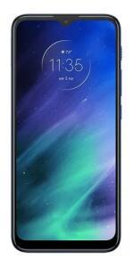 Motorola One Fusion Dual SIM 128 GB azul-safira 4 GB RAM   R$1.369