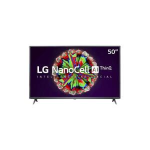 "Smart TV LG 50"" 4K NanoCell 50NANO79SND   R$ 2.517"
