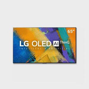 Smart TV OLED 65'' LG OLED65CX Ultra HD 4K | R$ 10.925