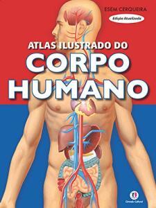 [PRIME] Atlas ilustrado do corpo humano - Capa flexível | R$ 1,77