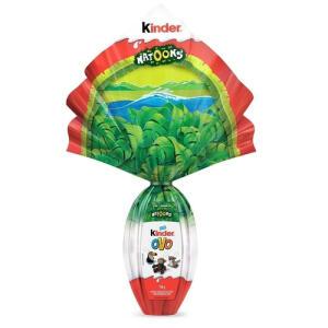 Kinder Ovo Maxi Surprise Natoons 150g | R$10