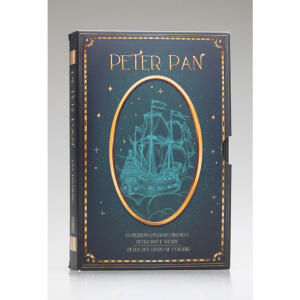 Box 3 Livros | Peter Pan | J. M. Barrie | R$33