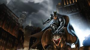 (PS4) Batman: The Telltale Series - Episode 1: Realm of Shadows