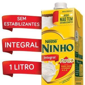 Leite Ninho Integral Forti+ 1 Litro   R$2,99
