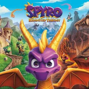 Spyro™ Reignited Trilogy - R$60