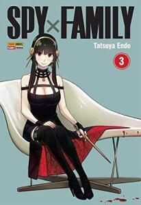 Spy x Family Volume 3 | R$18