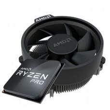 [OEM] Processador AMD Ryzen 3 2200G PRO 3.5GHz (3.7GHz Turbo), 4-Cores 4-Threads, Cooler Wraith Stealth, AM4 | R$639