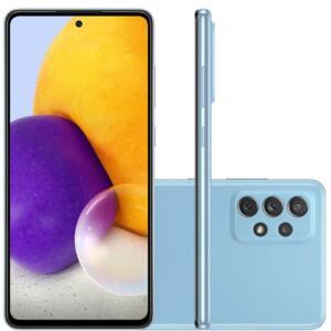 Smartphone Samsung Galaxy A72 | R$ 3.419
