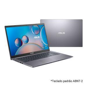 Notebook ASUS M515DA-EJ502T Cinza | R$3442