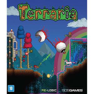 (novos usuários) Game Terraria - PS4 | R$22