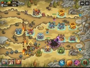 Empire Warriors TD Premium: Jogo de estratégia RPG