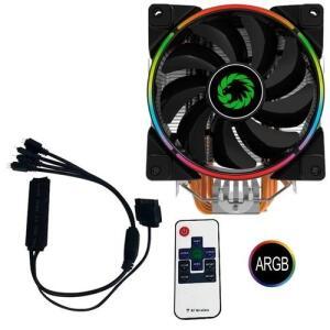 GAMEMAX Gamma 500 ARGB | R$ 169