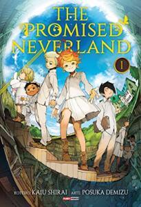 Livro The Promised Neverland Vol. 1 | R$ 16