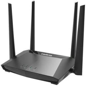 Roteador Intelbras Wireless Ac Rg1200 Giga Action | R$ 215