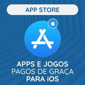 App Store: Apps e Jogos pagos de graça para iOS! (Atualizado 12/04/21)
