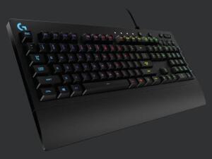 Teclado Gamer Logitech G213 Prodigy   R$225