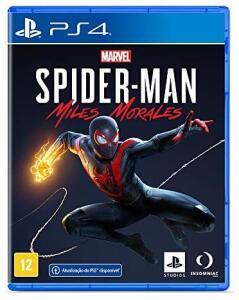 R$ 189,00 - Marvel's Spider-Man: Miles Morales - PlayStation 4 | R$189