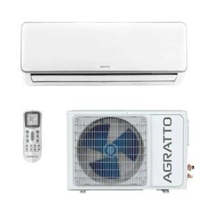 [AME R$1424] Ar Condicionado Split Inverter Agratto Neo TOP 12.000 BTU/h Frio | R$1447