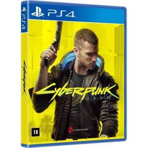 Cyberpunk 2077 - PS4 ou Xbox One | Shoptime | R$60
