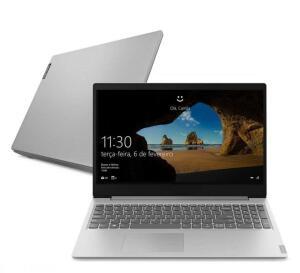 "[APP] Notebook Lenovo Ideapad S145 - AMD Ryzen 3 / 8GB / 256GB SSD / 15,6"" | R$2951"
