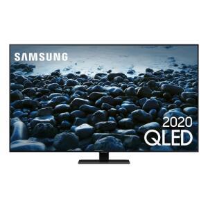 "Smart TV Samsung Q80T 55"" QLED 4K | R$4270"