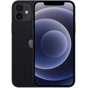 "iPhone 12 Apple (128GB) Preto Tela 6,1"" | R$5847"
