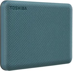 HD Externo Toshiba 1TB Canvio Advance | R$319