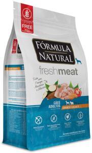 [PRIME] Ração Fórmula Natural FreshMeat para Cães Adultos de Grande Porte Sabor Frango 2,5kg | R$49
