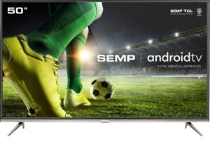 "[Com AME R$1945] Smart TV Led 50"" Semp SK8300 4K HDR Android"