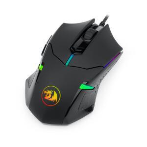 Mouse Gamer Redragon Centrophorus 2, 7200DPI, M601-RGB | R$90