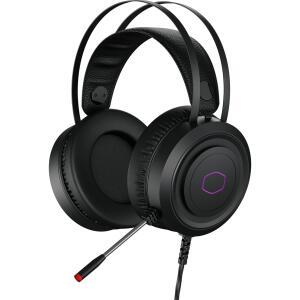 Headset Gamer Cooler Master CH321 USB, RGB, Drivers 50mm | R$241