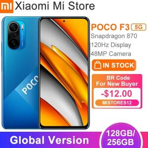 [Novas Contas] Smartphone POCO F3 6GB+128GB ROM | R$2034
