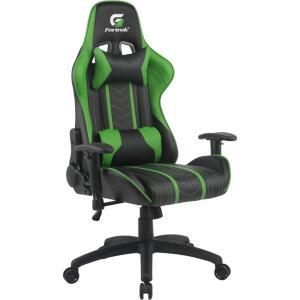 (APP) Cadeira Gamer Fortrek Black Hawk Preto com Verde | R$992