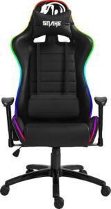 Cadeira Gamer Coral Snake Gaming RGB Led - 580 | R$999