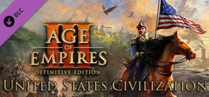 [Steam] DLC Age of Empires III: Definitive Edition - United States Civilization | Evento