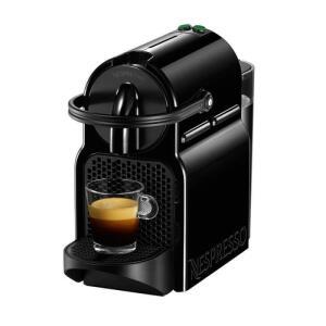 Cafeteira Nespresso Inissia D40 com Kit Boas Vindas - Preta | R$342
