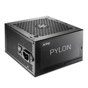 Fonte XPG 450W - PYLON450B-BKCBR - 80 Plus Bronze | R$280