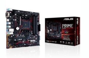 Placa-Mãe Asus Prime B450M Gaming/BR, AMD AM4, mATX, DDR4   R$620