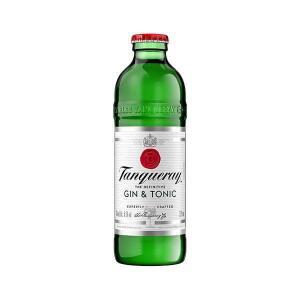 (Magalupay+app) Gin Tanqueray London Dry & Tonic - 275mL   R$17
