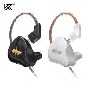 [Primeira compra] Kz edx fones de ouvido 1 dinâmico com cancelamento de ruído | R$1