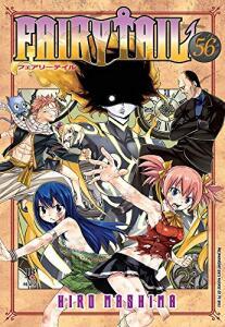 [Prime] Fairy Tail - Vol. 56 Capa comum | R$10