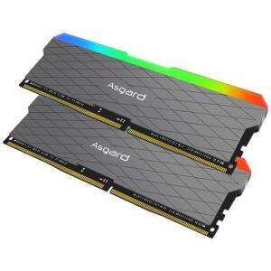 [Primeira compra] MEMÓRIA RAM DDR4 RGB 2X8GB 3200MHZ CL16 ASGARD LOKI W2| R$448