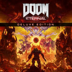 [PS4] DOOM Eternal Edição Deluxe   R$124