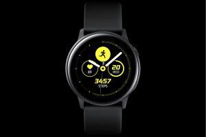 Galaxy Watch Active + Bateria Externa 10.000mAh Tipo C