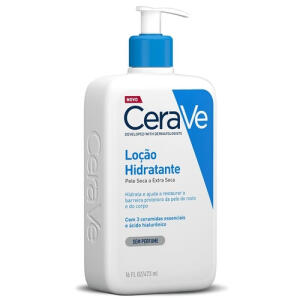 Loção Hidratante CeraVe 473ml | R$60